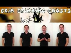 Grim Grinning Ghosts -- One Man Quartet (Dapper Dans)