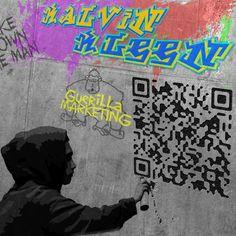 QR Code Street Art...