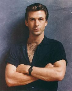 there are few things better than a young Alec Baldwin!