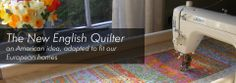 Machine Quilter Shop - serving machine quilters in the UK and Europe
