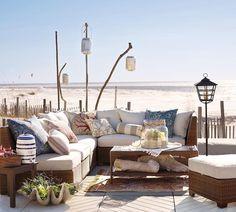 Comfy Beach Furniture
