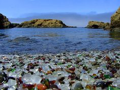 beaches, favorit place, state parks, letter, dream, beauty, sea glass, father, glass beach