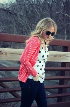 Polka Dot Love.