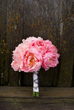 Pink #weddings #bouquets #pink