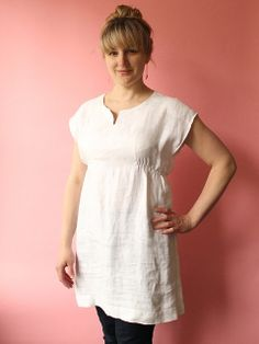 Bianca Dress Sewing Pattern by Made By Rae