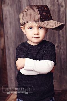 Child picture pose idea