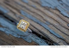 Beautiful engagement ring | Photographer: Vivian Chen |