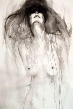 Saatchi Online Artist Fiona Maclean; Painting, Diana #art