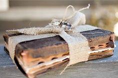 I love this idea!! A bible to carry the ring! 10 Christian Wedding Ideas: Florida Wedding Ideas | Rustic Folk Weddings