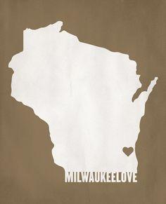Milwaukee Love!