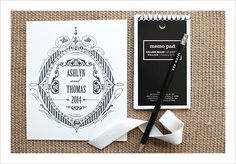 #free printables, #free mongrams, $0, free wedding stationery, free labels