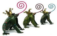 Frog Prince photo clips