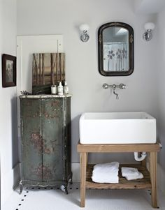 great for powder room