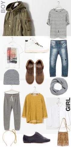 minor de:tales: Brand Watch | Zara Winter '13 kids fashion boy winter, mini