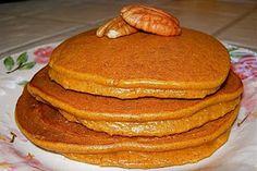 Paleo Pumpkin Pancakes, really yummy!