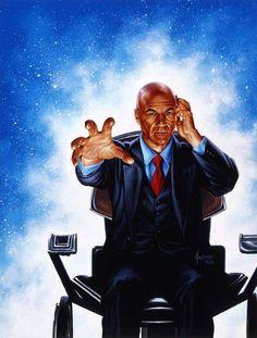 Professor X by Joe Jusko