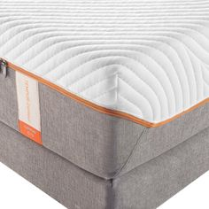 TEMPUR-Contour™ Supreme features Tempur-Pedic's original soft-where-you-want-it, firm-where-you-need-it™ comfort and support. You'll love the simple-to-remove and wash EasyRefresh™ Top Cover and the moisture-wicking, cool-to-the-touch SmartClimate™ System. #sleephappens #mattresswarehouse #tempurpedic