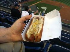Gluten Free at the Yankees Stadium