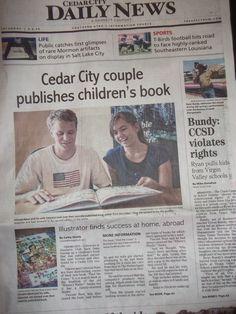 http://www.thespectrum.com/story/news/local/cedar-city/2014/09/06/cedar-city-couple-publishes-childrens-book/15177119/