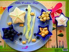 Muffin Tin Monday ocean theme