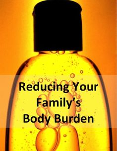 Reducing Your Family's Body Burden