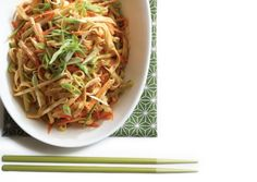 Taiwanese Cold Sesame Noodles | Vegetarian Times