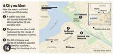 How the events unfolded in Ottawa shooting on Wednesday http://on.wsj.com/1vYCdBf