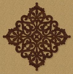 Free Scroll Saw Patterns by Arpop: Trivets