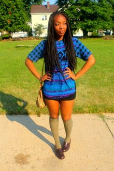 Box Braids Hair