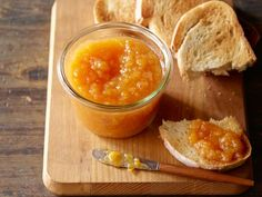 5-Ingredient Peach Jam
