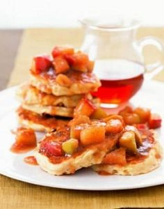 Apple Pancakes with
