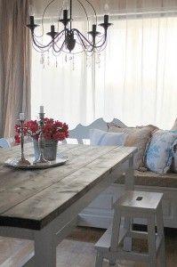 Another DIY farmhouse table