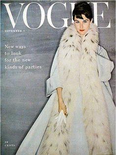 Vogue, November 1954