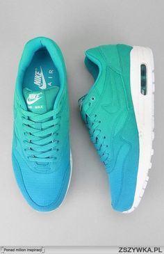 #nike #airmax #ombre #blue