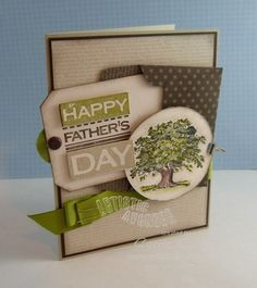Stampin' Up!  Scallop Envelope  Carrie Gaskin