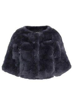 Meteo by Yves Salomon cropped fur jacket, $844, www.mytheresa.com