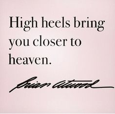 And closer to heaven is where I like to be ;)!