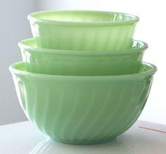 jadite bowls