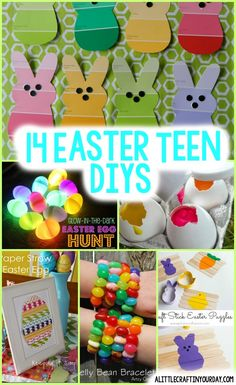 It is never too early to start your Easter Teen DIYs! We often  think Easter crafts are more for little kids, but these ideas are sure to prove  everyone wrong. #Easter #eastercrafts  #eastercraftsforteens #eastercrafts #simpleeastercrafts #diy #diyeasterideas  #diyeaster