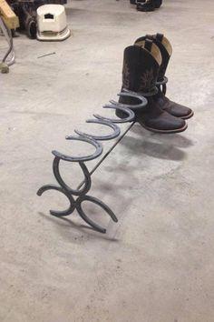 Horseshoes!