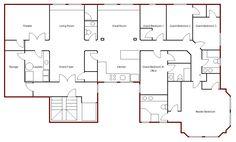 Ideas for the house on pinterest bathroom floor plans for 11x12 bedroom