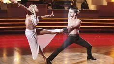 Mark Ballas and Katherine Jenkins