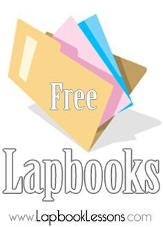 Free Lapbooks, Bible Lapbook