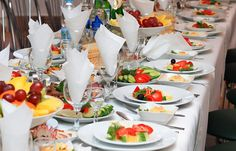 catering - weddings