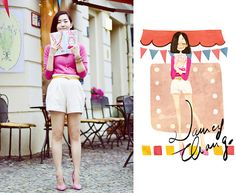 Books and memories. (by Nancy Zhang) http://lookbook.nu/look/3927120-Books-and-memories