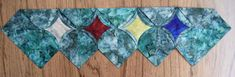 Best tutorial for making a Cathedral Window quilt