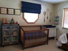 Walter's Navy and Cream Nursery - Project Nursery
