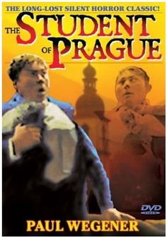 The Student of Prague (Paul Wegener, 1913), a silent horror about a student who signs a pact with a sorcerer after he falls in love with a beautiful countess, but inevitably there's more than he bargained for. Find this at 791.43743 STU