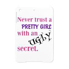 Pretty Girl iPad Mini Case