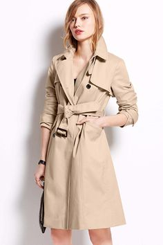 You're Not A Grown-Up Until You Own THIS #refinery29  http://www.refinery29.com/trench-coats#slide3